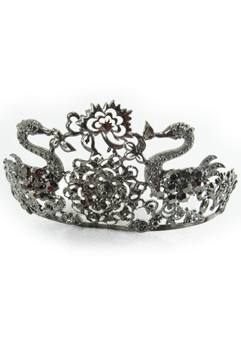 Silver Opera Tiara By: Elope for the 2015 Costume season.