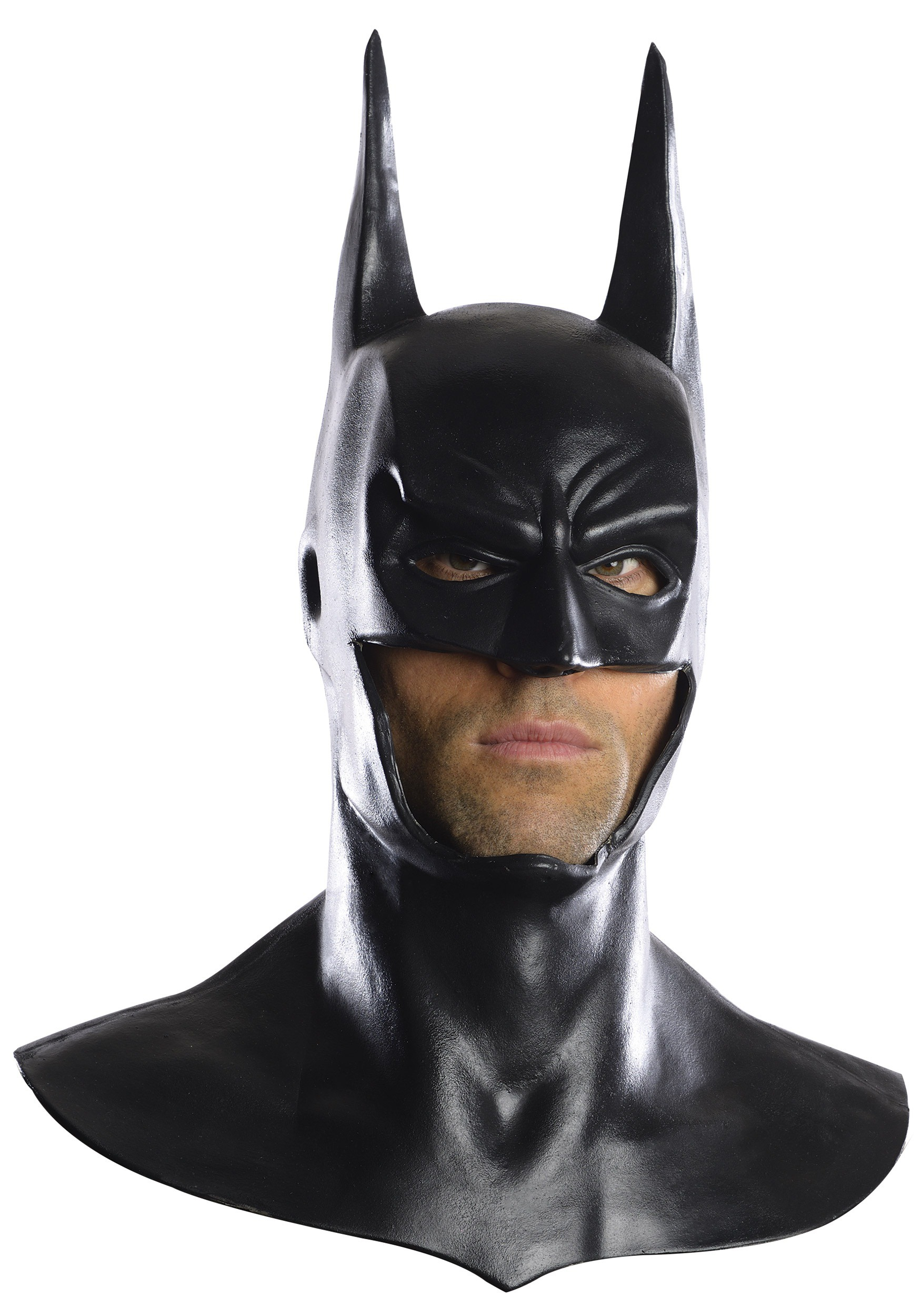 Adult batman costume deluxe message