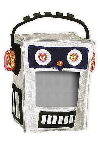 Robot Mask Hat