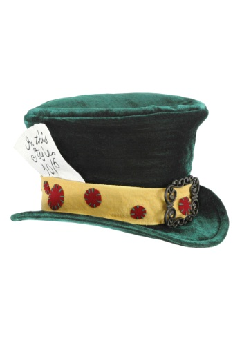 Childs Mad Hatter Hat