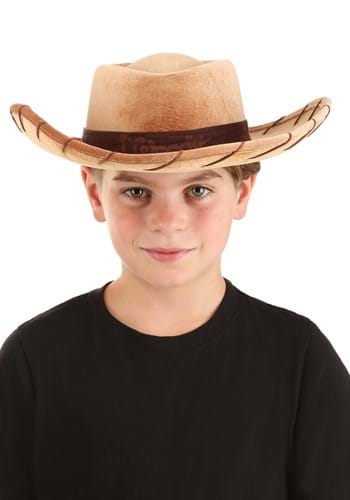 Kids Woody Cowboy Hat