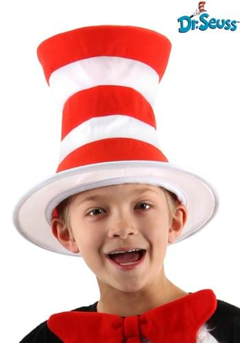 Click Here to buy Kids Cat in the Hat Hat from HalloweenCostumes, USA Funds & Shipping