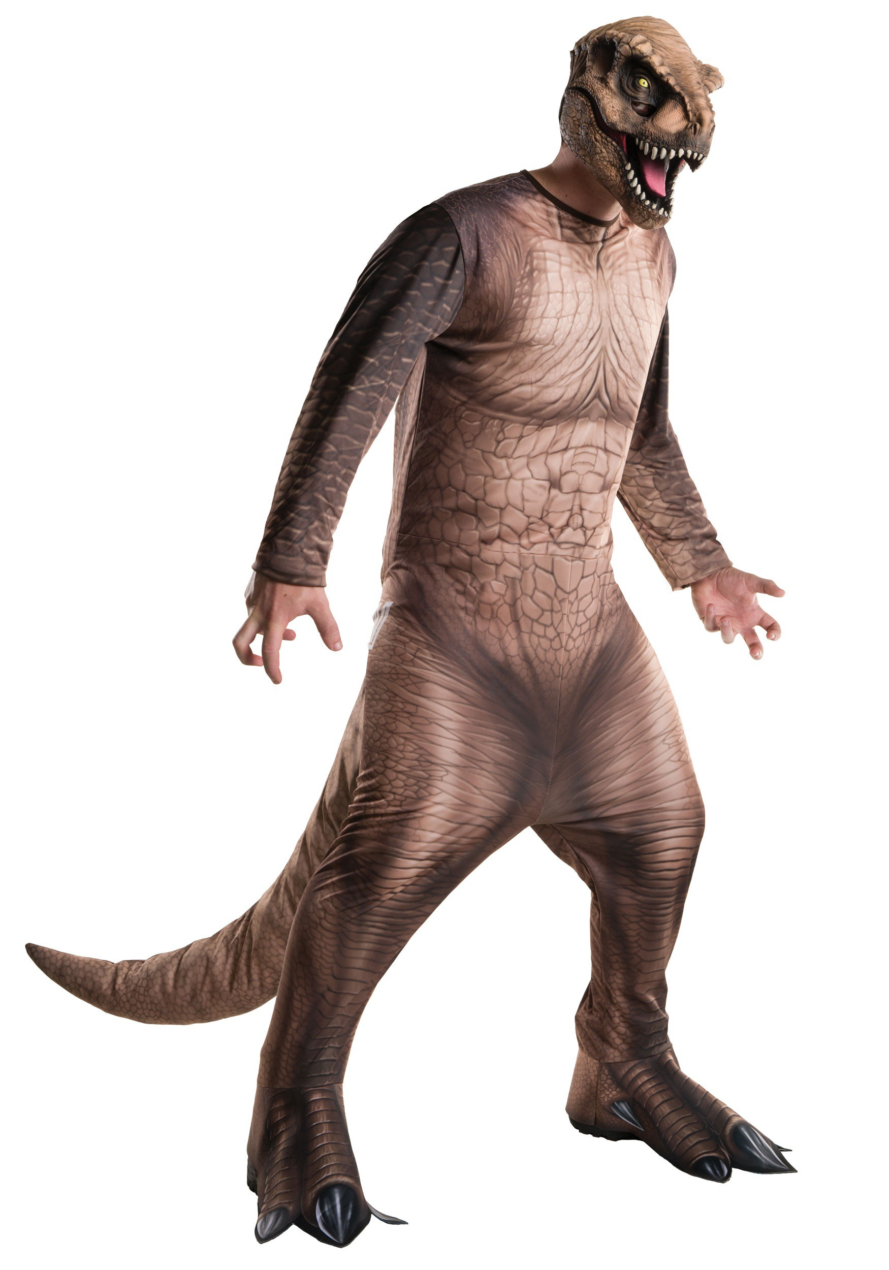 adult jurassic world t rex costume