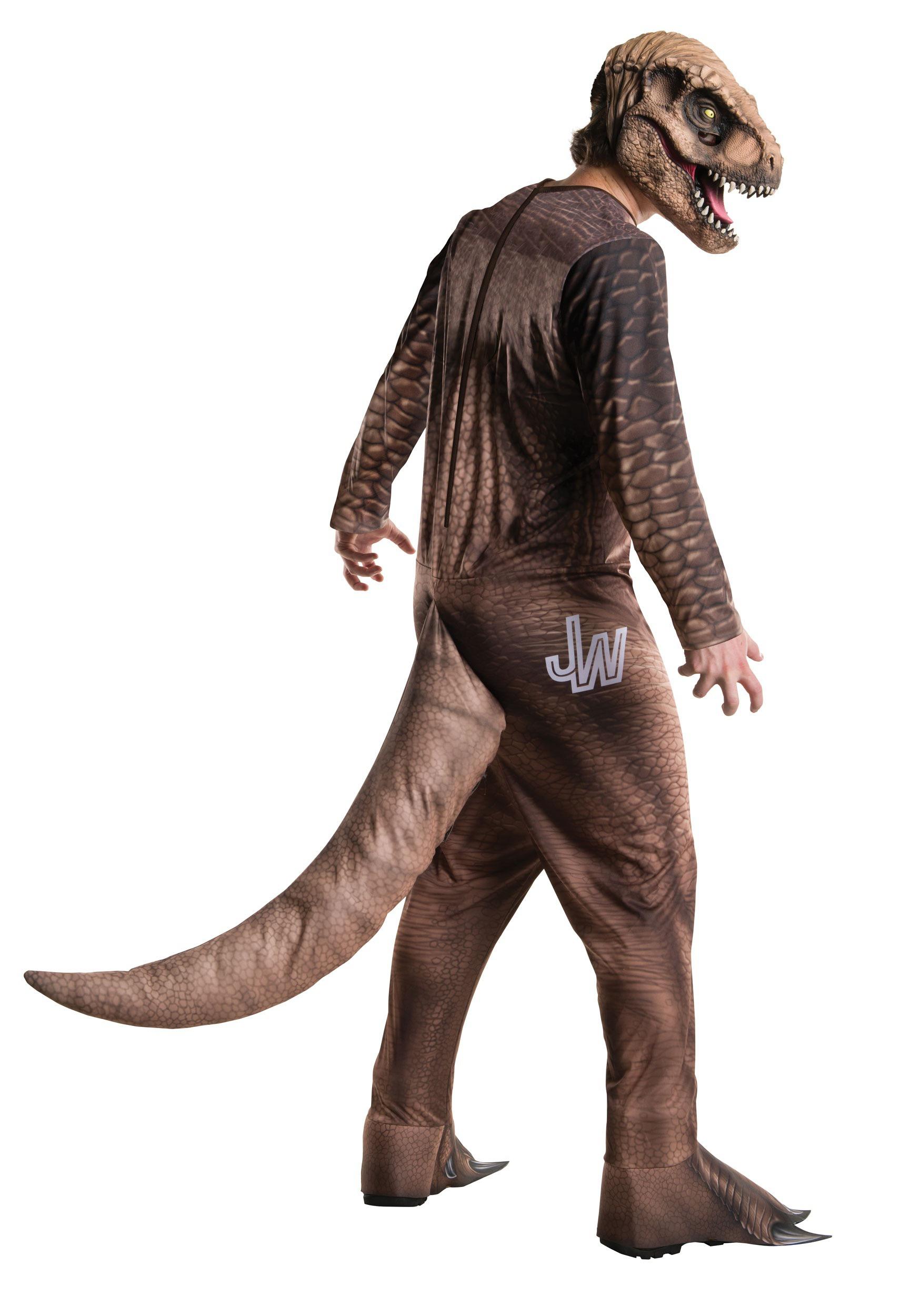 Adult Jurassic World Rex Costume