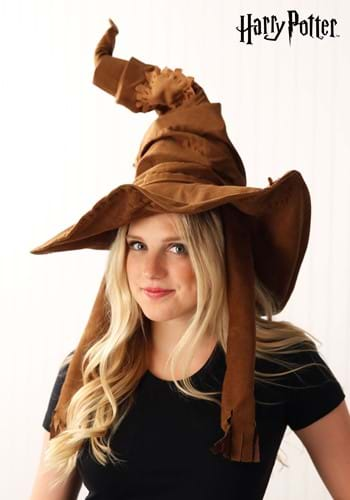 Click Here to buy Harry Potter Sorting Hat from HalloweenCostumes, CDN Funds