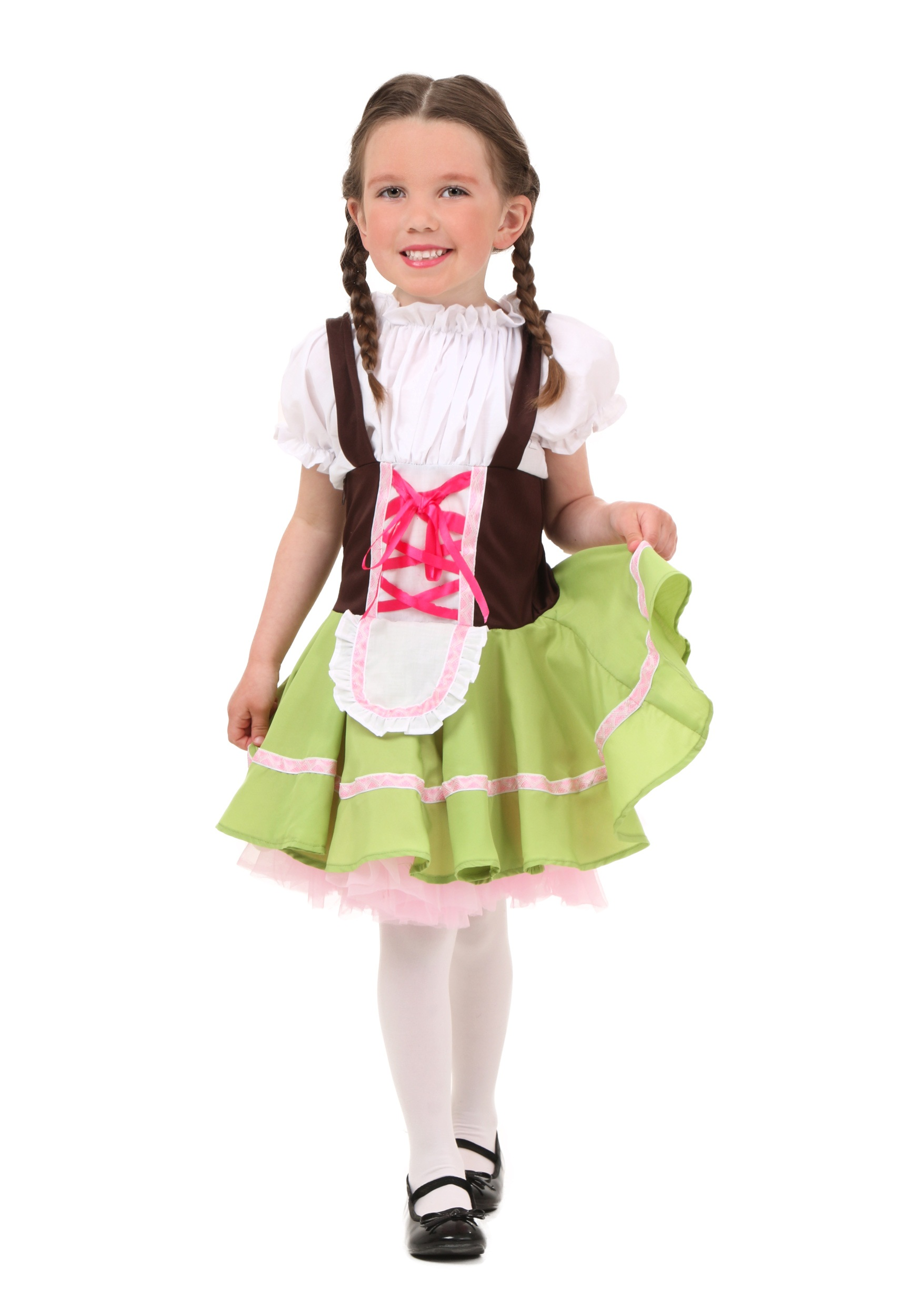 Toddler German Girl Costume - Costumes For Girls