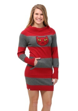 Juniors Adventure Time Marceline Sweater Dress
