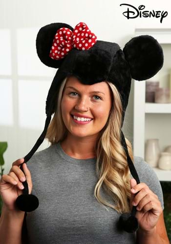 Minnie Mouse Hoodie Hat By: Elope for the 2015 Costume season.