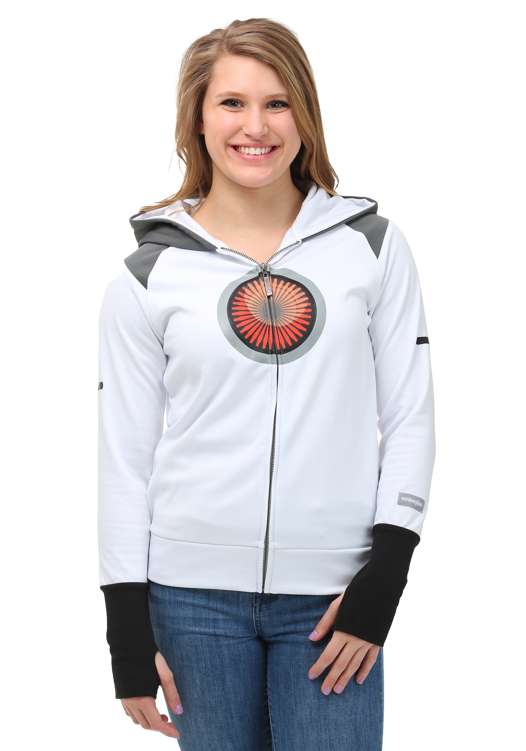 Image of Juniors Portal Sentry Costume Hoodie