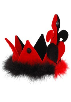 Queen of Hearts Crown Hat