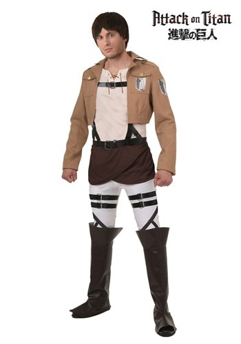 Attack on Titan Eren Costume FUN2269AD-L