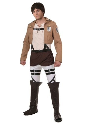 Image of Attack on Titan Eren Costume