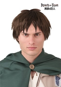 Attack on Titan Eren Yaeger Wig