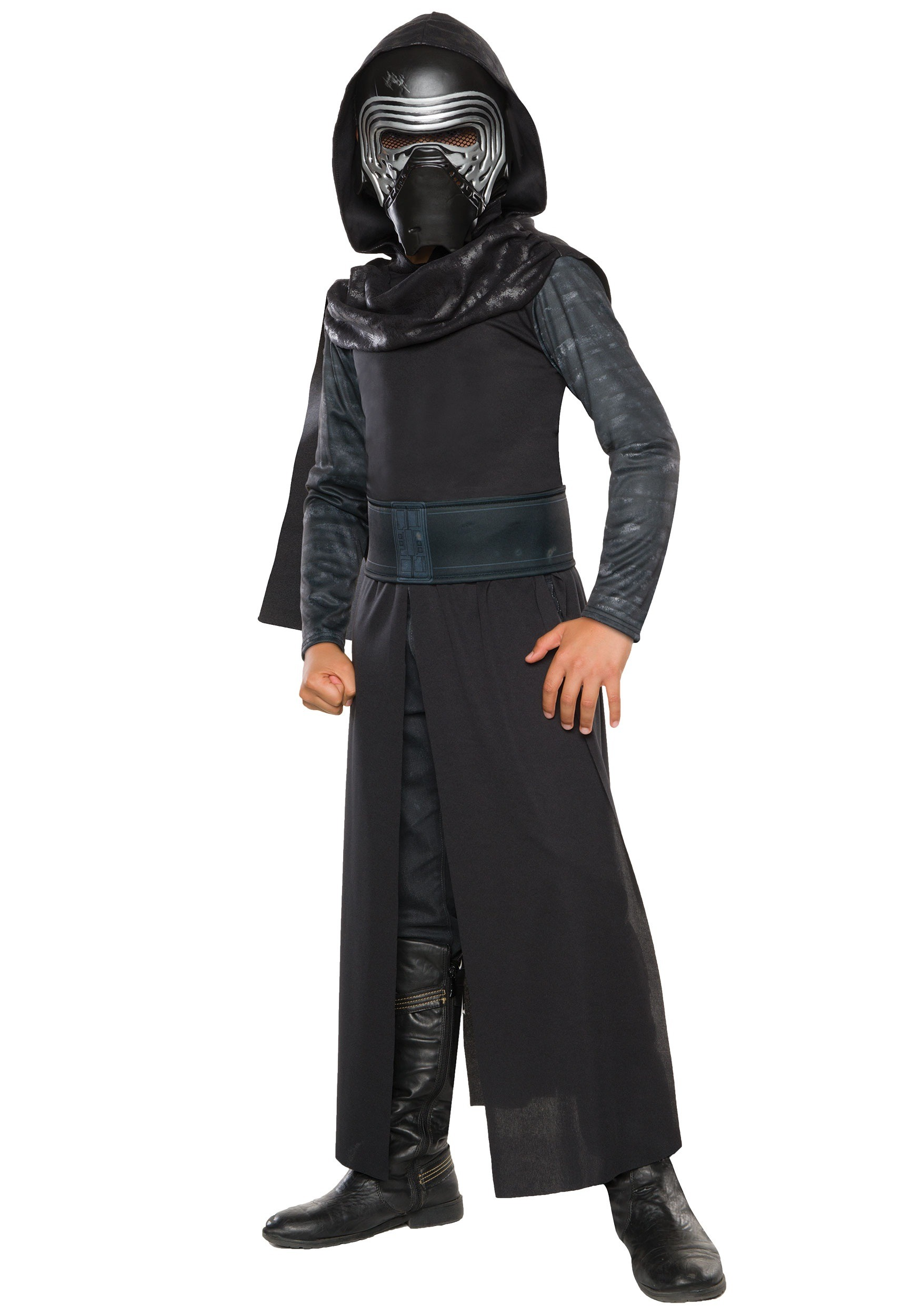 Child classic star wars the force awakens kylo ren costume