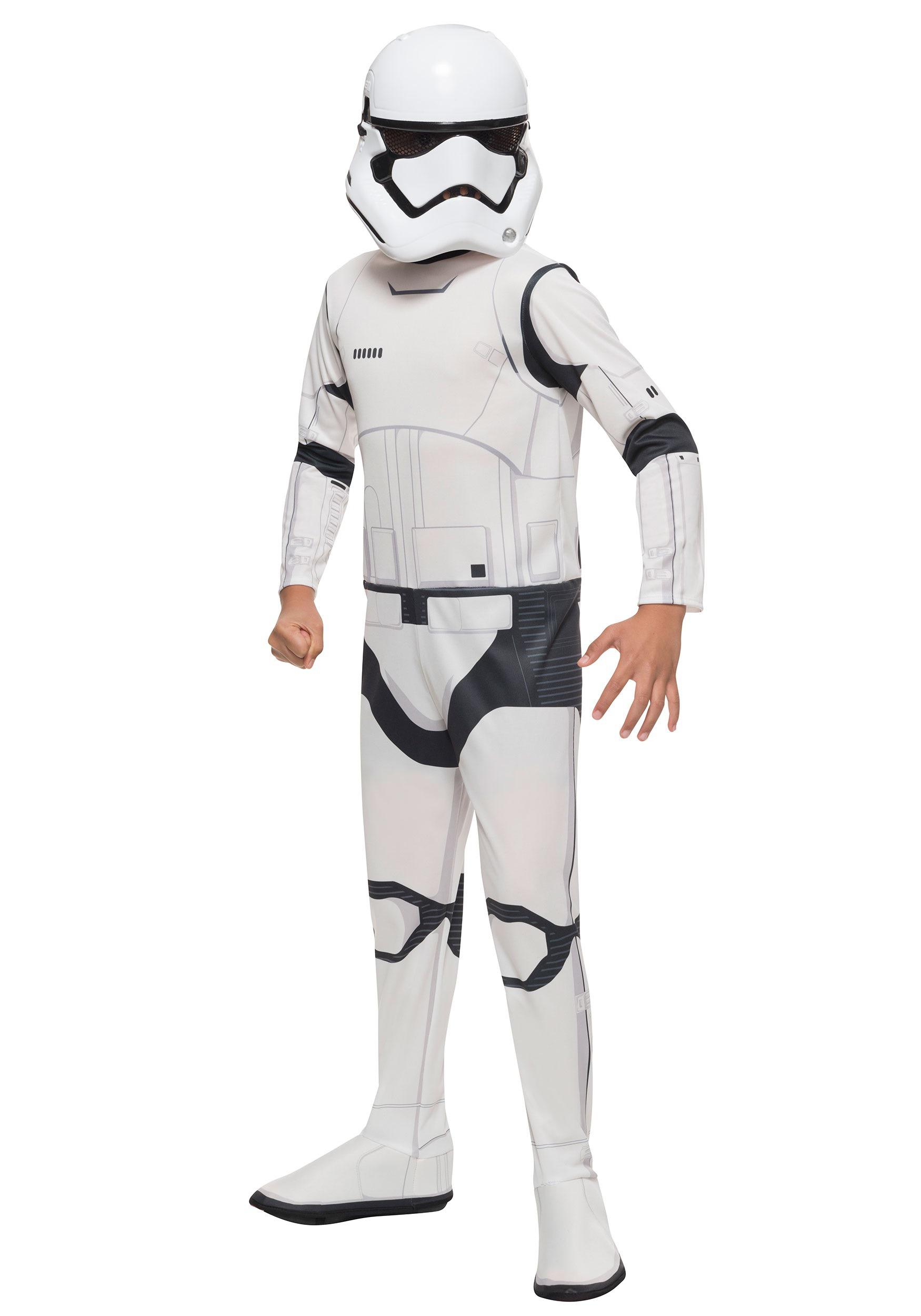 Stormtrooper Costumes & Armor - HalloweenCostumes.com