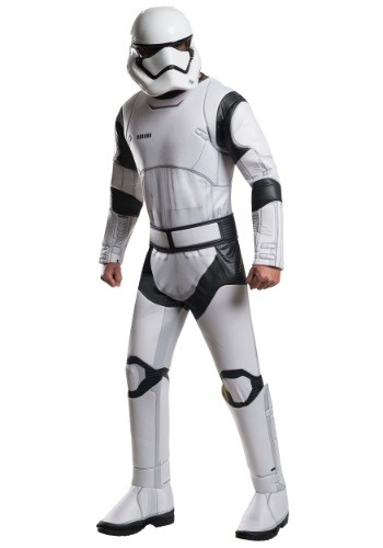 Adult Deluxe Star Wars The Force Awakens Stormtrooper Costume