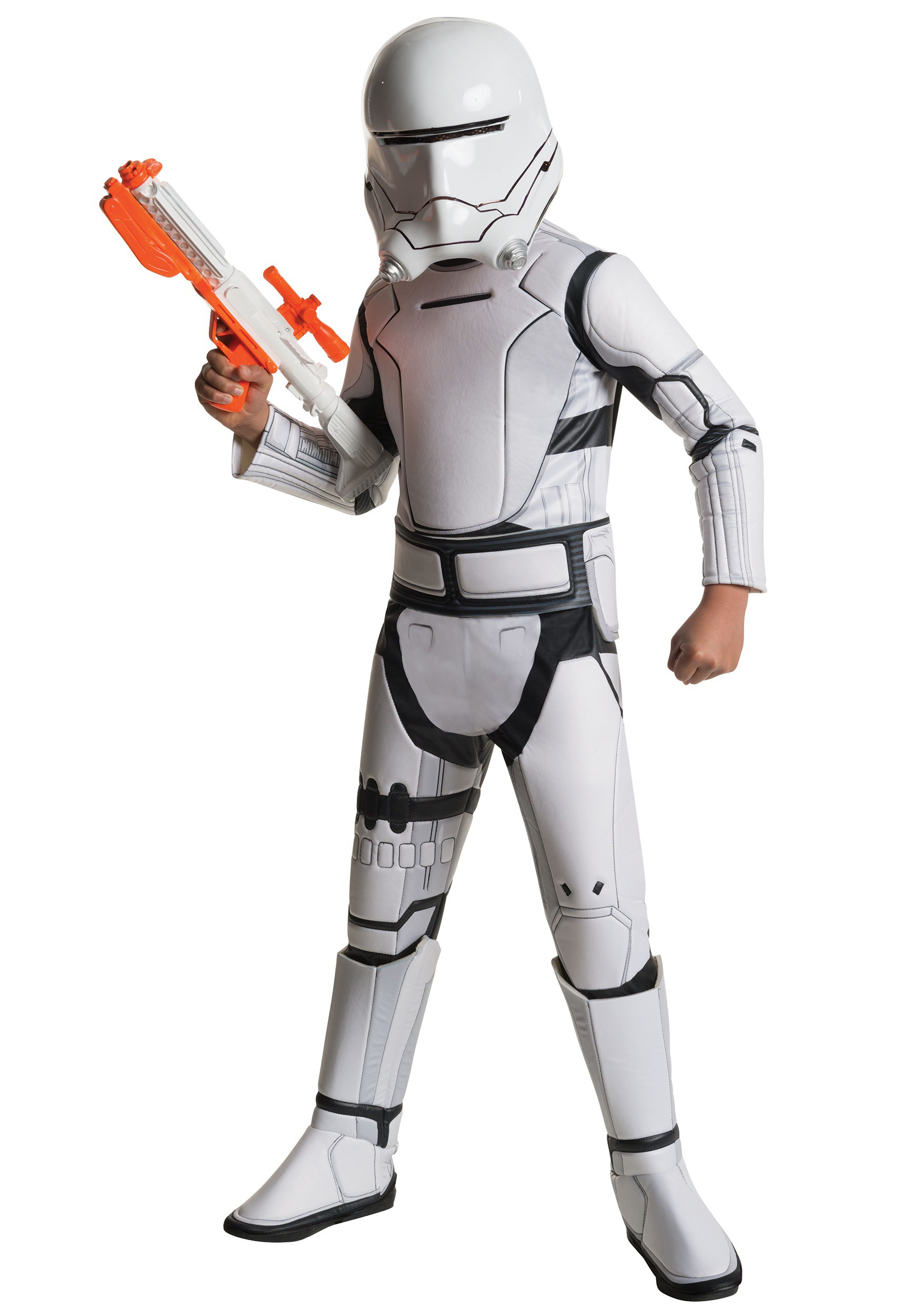 child deluxe star wars the force awakens flametrooper costume. Black Bedroom Furniture Sets. Home Design Ideas