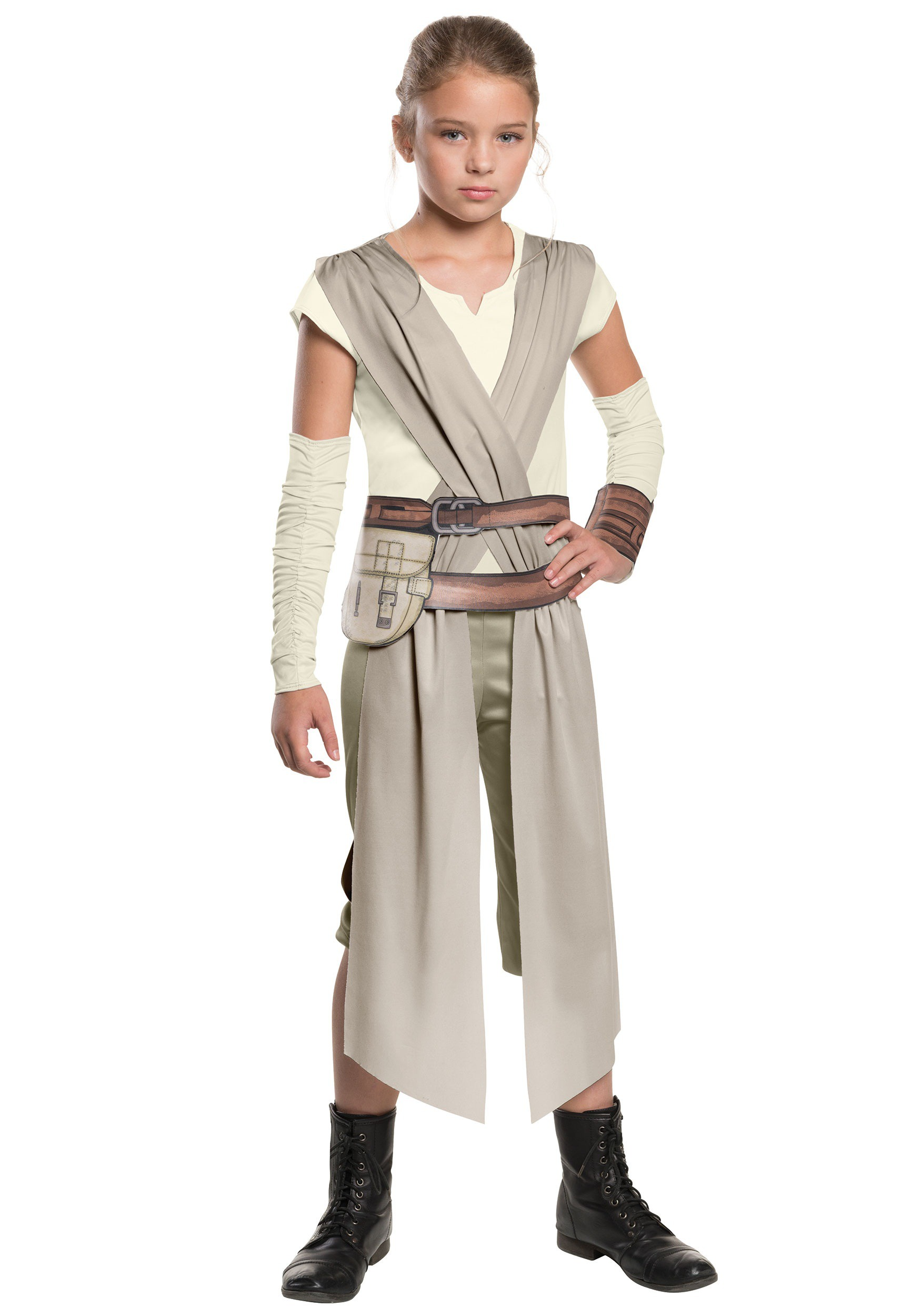 Star Wars Halloween Costumes.Child Classic Star Wars The Force Awakens Rey Costume