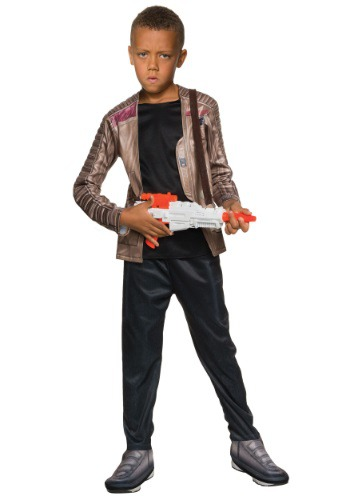 Child Deluxe Star Wars The Force Awakens Finn Costume RU620089
