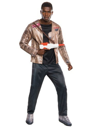 Deluxe Star Wars The Force Awakens Finn Costume RU810673-ST