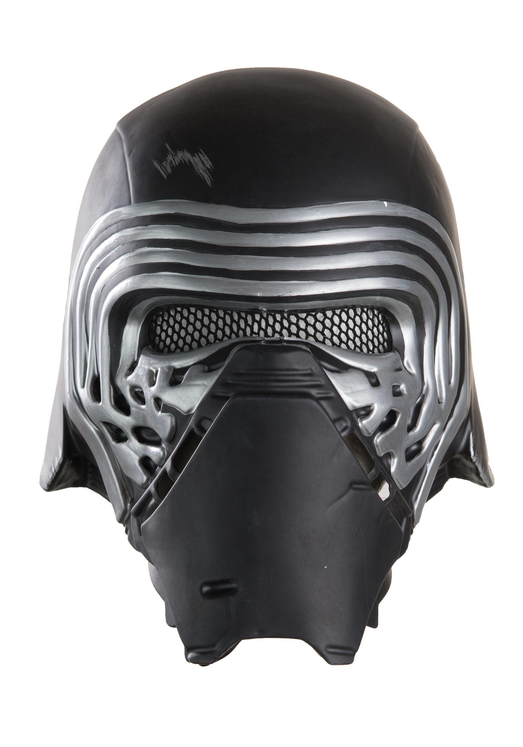 Child Star Wars The Force Awakens Kylo Ren 1/2 Helmet RU32263