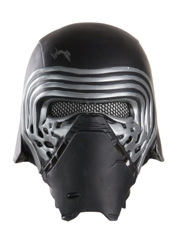 Child Star Wars The Force Awakens Kylo Ren 1/2 Helmet