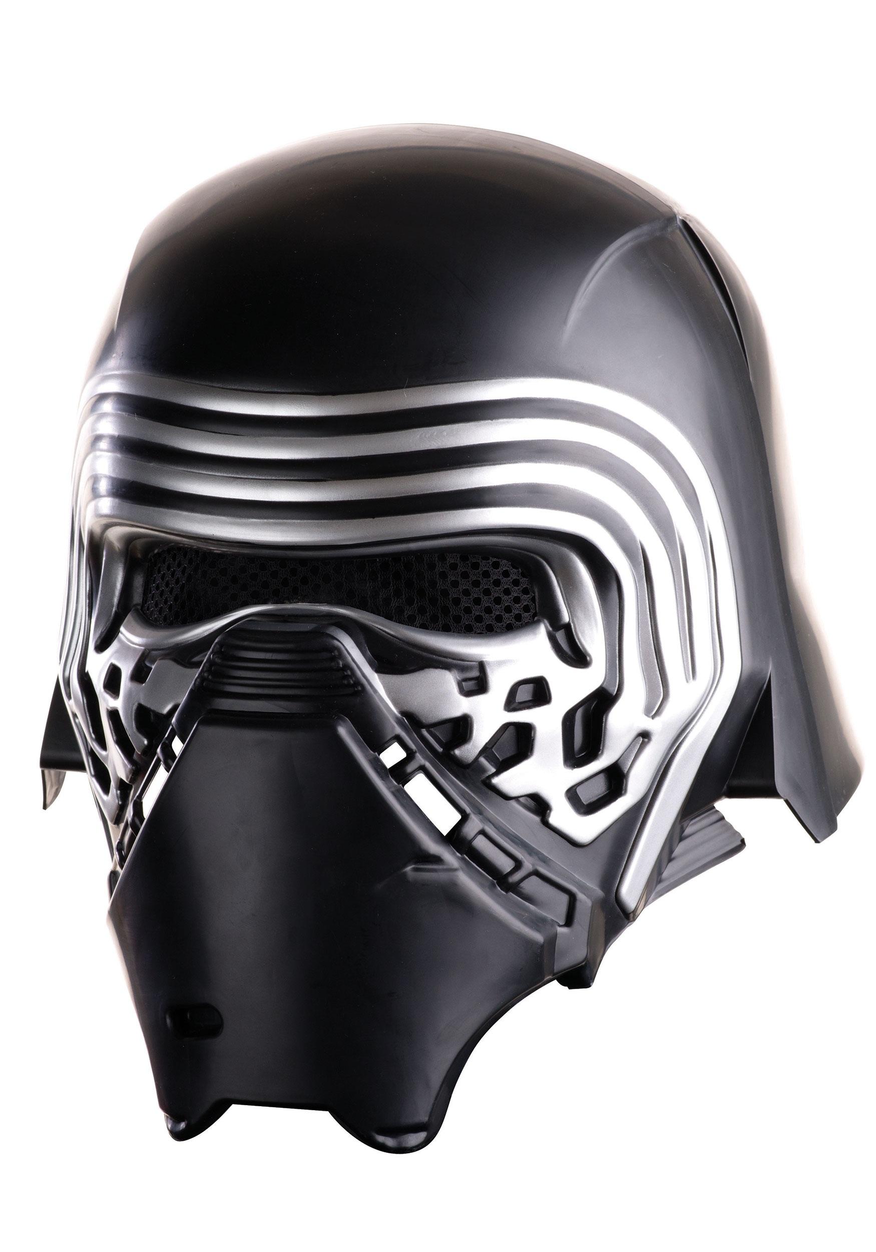 Child Star Wars The Force Awakens Deluxe Kylo Ren Helmet RU32268