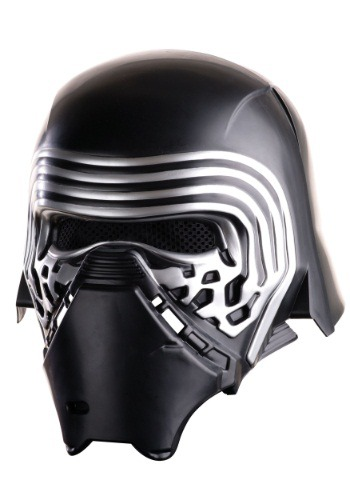 Child Star Wars Ep. 7 Deluxe Kylo Ren Helmet