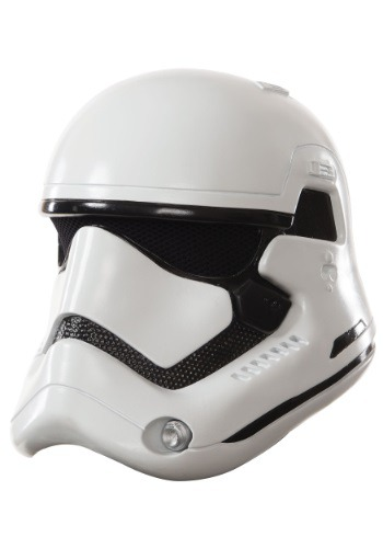 Child Star Wars The Force Awakens Deluxe Stormtrooper Helmet