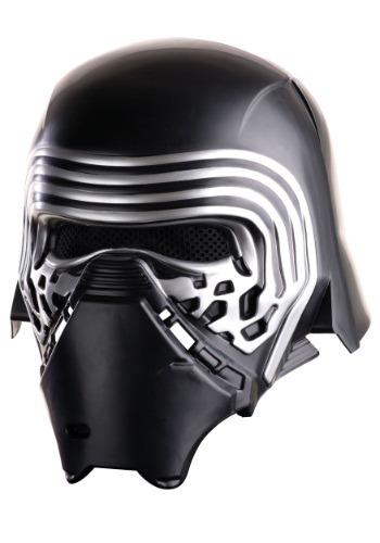 Image of Adult Star Wars Ep. 7 Deluxe Kylo Ren Helmet