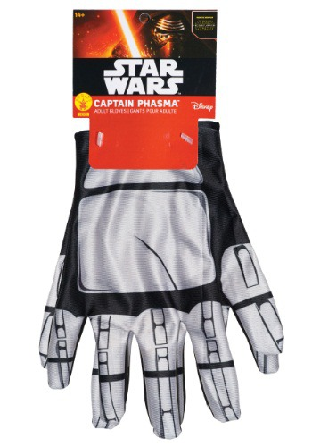 Adult Star Wars The Force Awakens Captain Phasma Gloves RU32305
