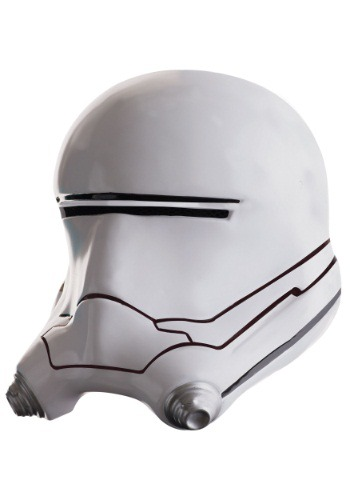 Adult Star Wars Ep. 7 Deluxe Flametrooper Helmet