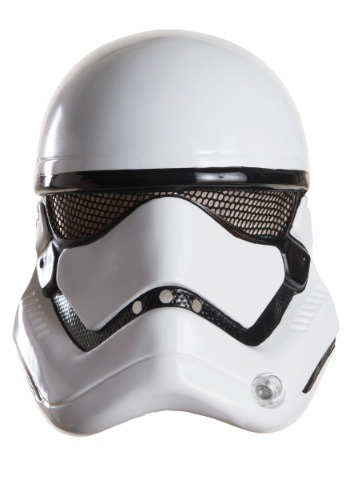 Adult Star Wars The Force Awakens Stormtrooper 1/2 Helmet