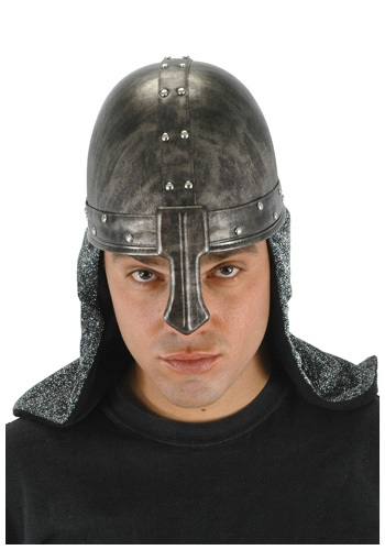 Knight Helmet Hat for Adults