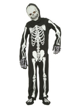 child skeleton costume - Skeleton Halloween Costume For Kids
