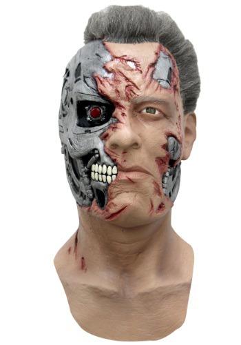 Terminator T-800 Endoskull Mask