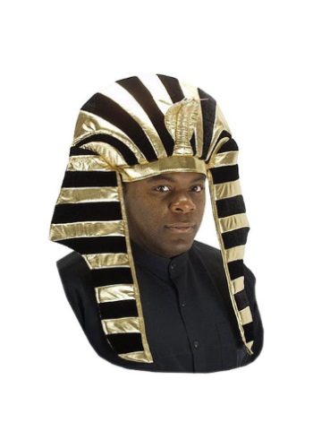 Deluxe King Tut Headpiece for Adults