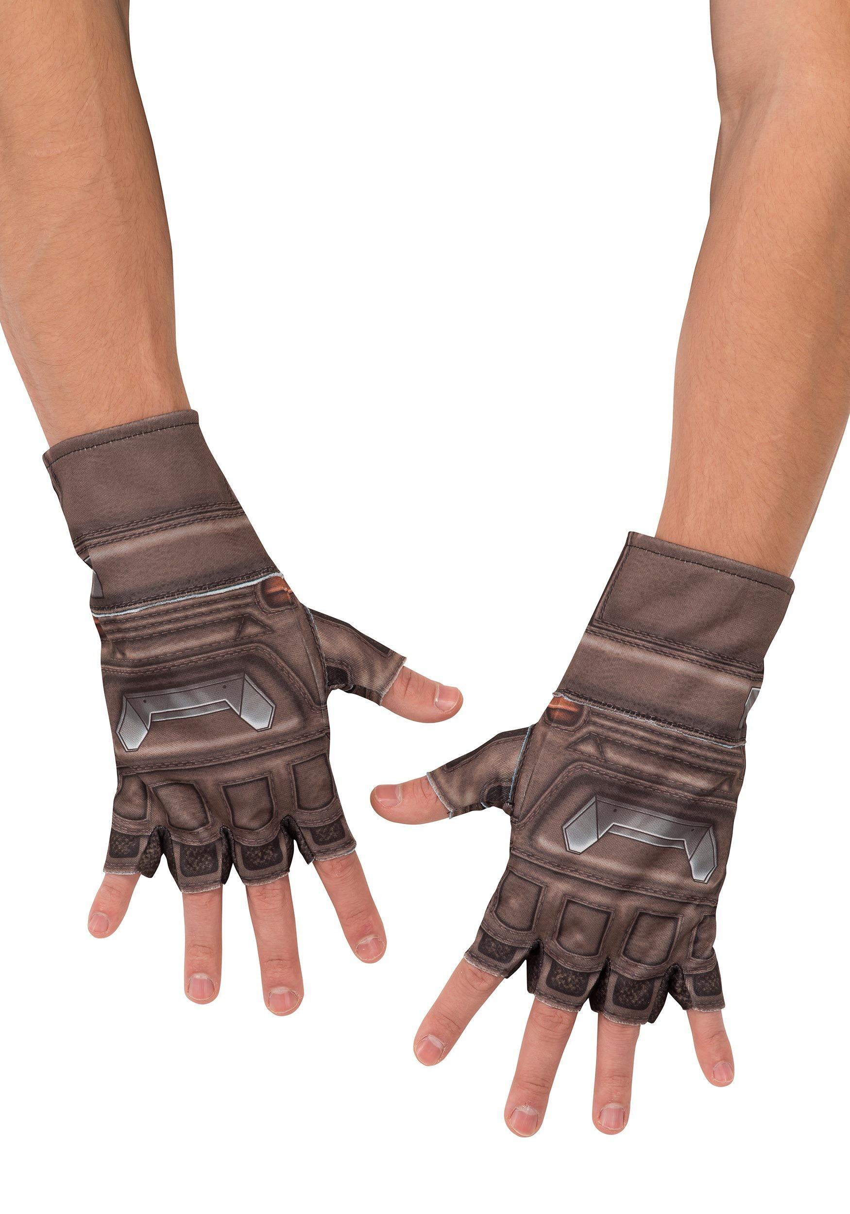 Child Avengers 2 Captain America Gloves RU36240