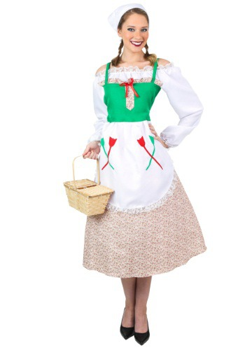 Deluxe German Costume
