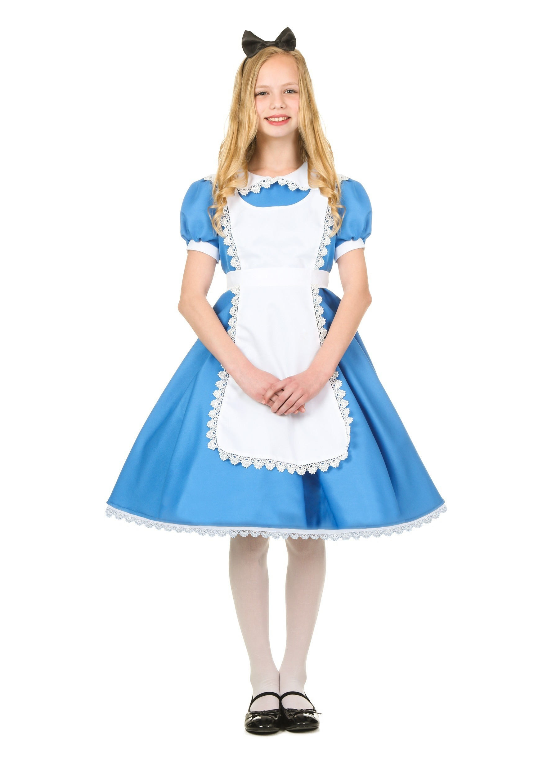 The Alice in Wonderland Dresses