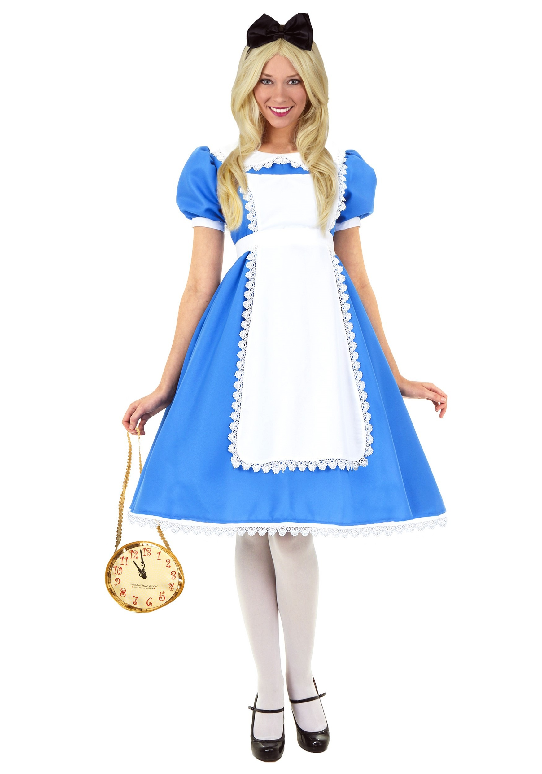 sc 1 st  Halloween Costumes & Adult Supreme Alice Costume