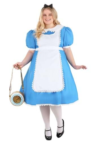 Plus Size Supreme Alice Costume Update Main