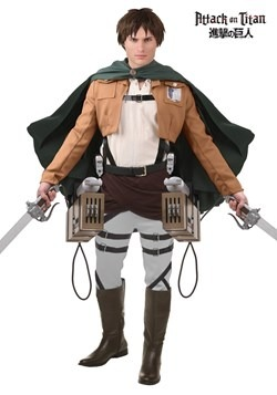 Deluxe Attack on Titan Eren Yaeger Costume