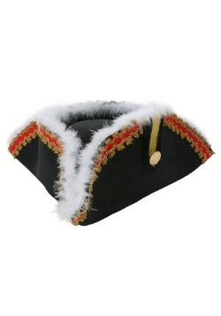 Governor Tricorn Pirate Hat
