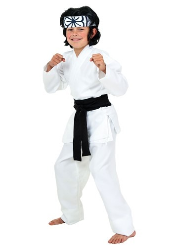 Click Here to buy Kids Daniel San Costume from HalloweenCostumes, CDN Funds