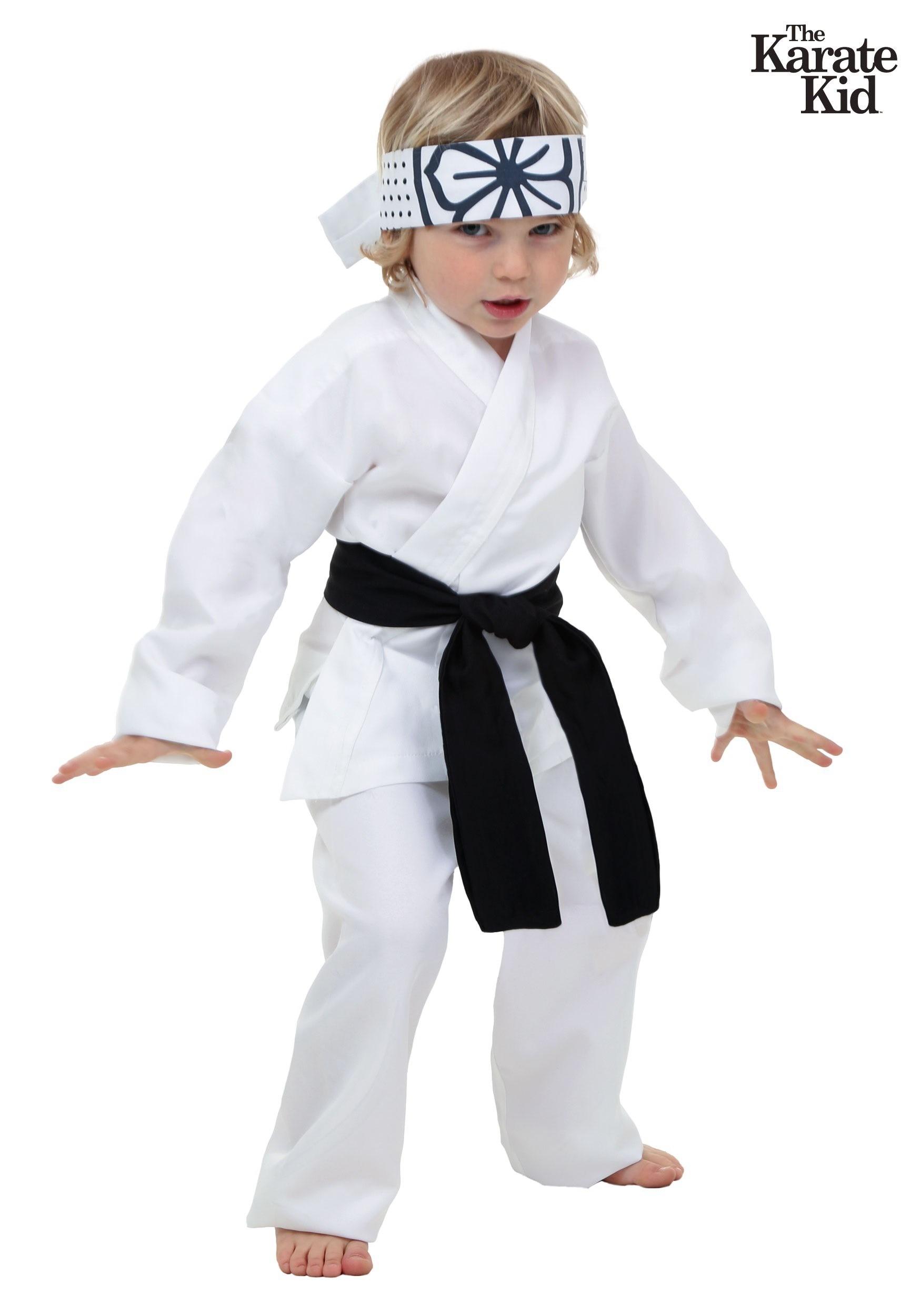 Toddler Daniel San Costume