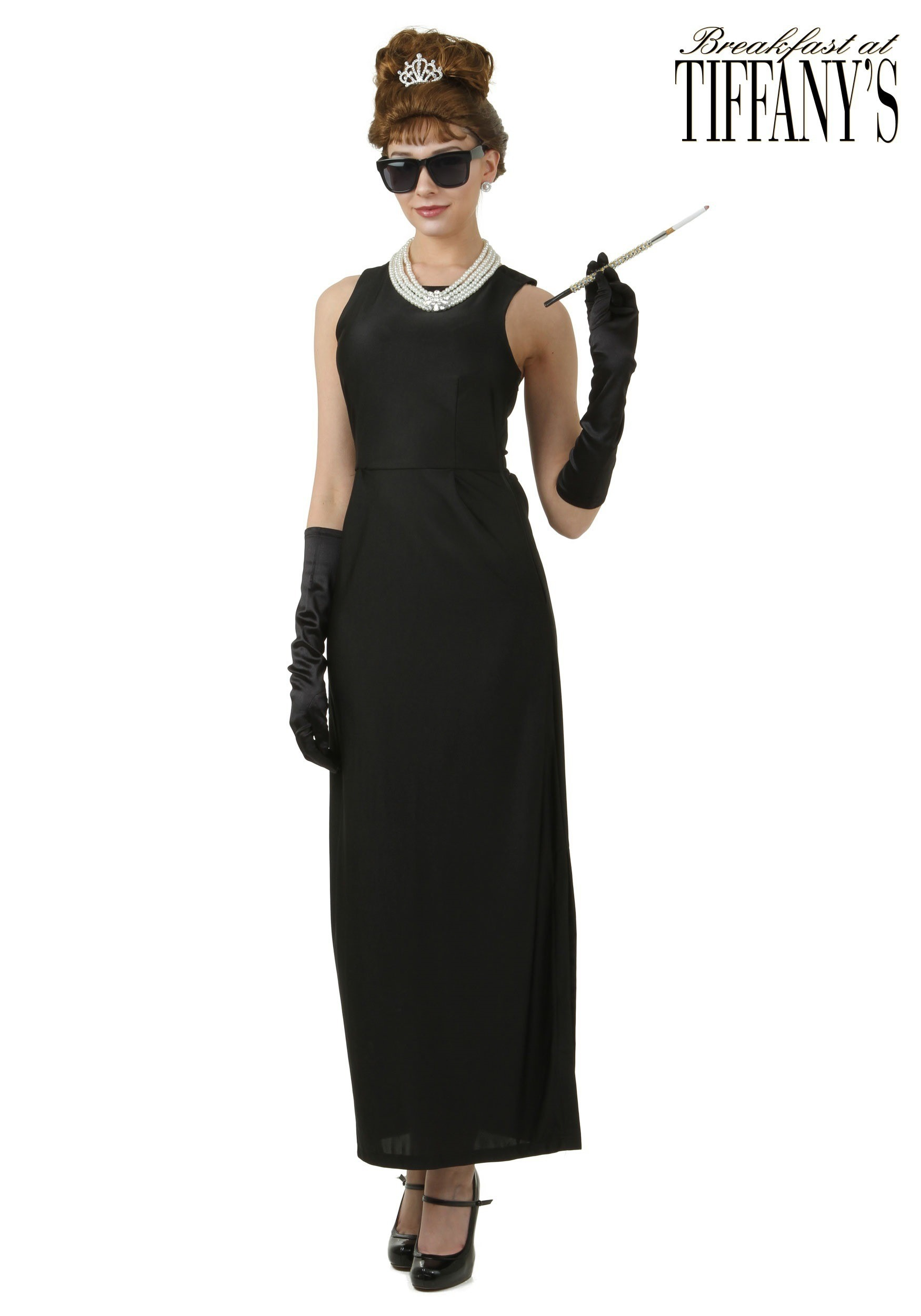 2ce410c039767 Adult Breakfast at Tiffany's Holly Golightly Costume
