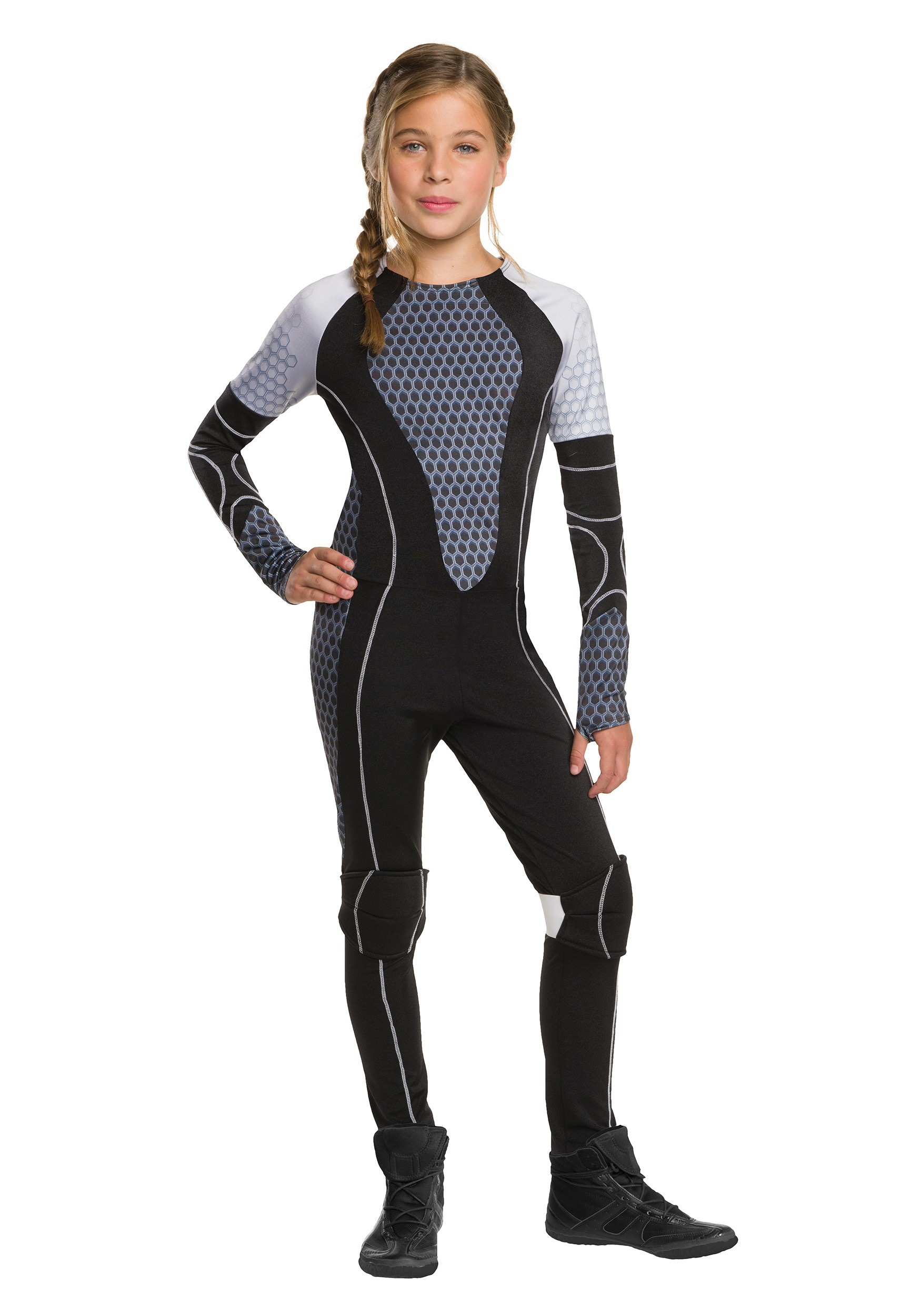 Tween Katniss Catching Fire Costume