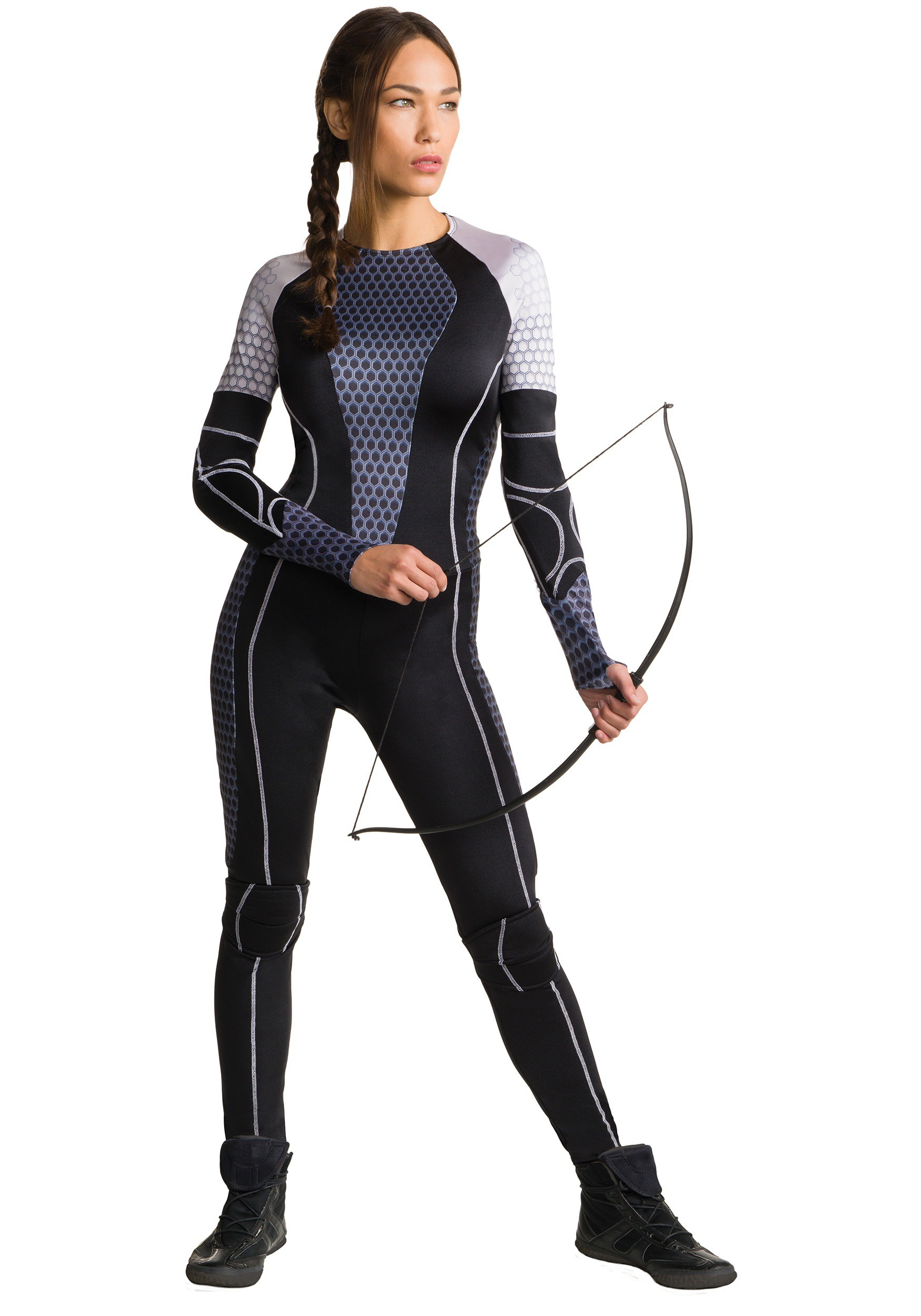 sc 1 st  Halloween Costumes & Adult Katniss Catching Fire Costume