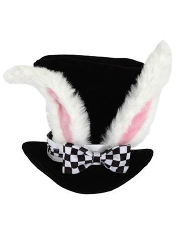 White Rabbit Hat for Adults